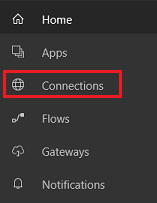 Manage connections