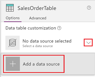 Add a data source