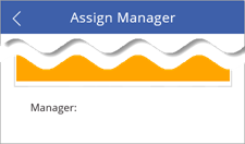 Add Manager label