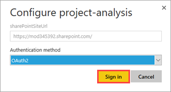 Sign in to SharePoint